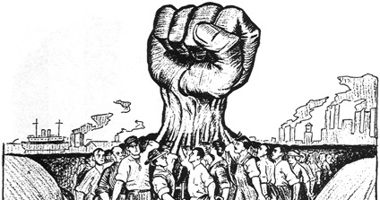 iww-fist-in-solidarity-newspaper-19172