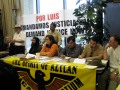 Organizers Demand Justice for Luis Gutierrez