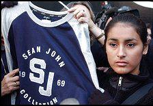 19-year-old Honduran apparel worker, Lydda Eli Gonzalez
